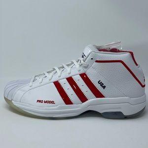 Adidas Pro Model 2G SM USA Basketball Shoes